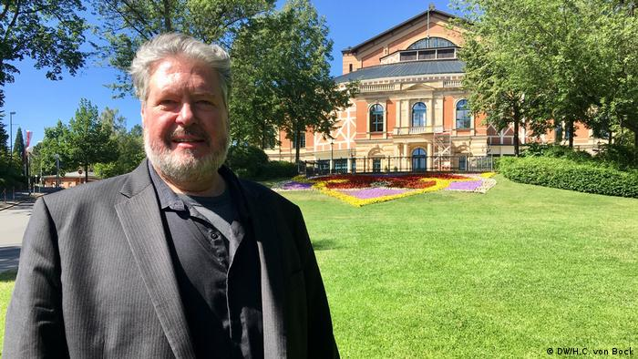 The late bloomer of tenors: Stephen Gould | Music | DW | 26.07.2019