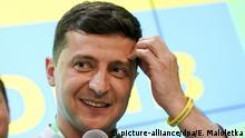Ukraine Parlamentswahl | Präsident Wolodymyr Selenskyj