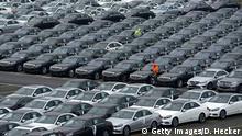 Deutschland Symbolbild Auto-Export