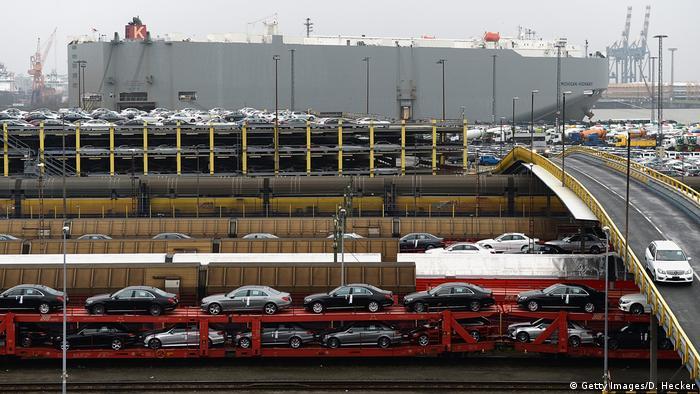 Экспорт автомобилей из Германии