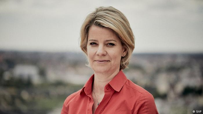 Alexandra Gorman head of SAP.iO Foundries Europe