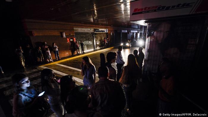 Venezuela | Blackout | Stromausfall
