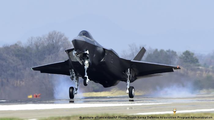 Многоцелевой истребитель-бомбардировщик F-35