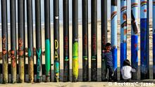BdTD   Tijuana   Grenze USA Mexiko