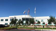 The Silicon Valley office of Huawei and its U.S. subsidiary Futurewei Technologies Inc. in Santa Clara, California, U.S., July 22, 2019. REUTERS/Lanhee Lee
