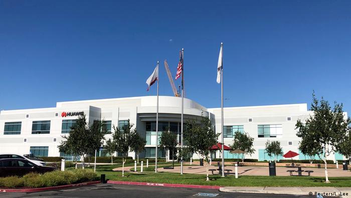 Santa Clara, filial de Huawei en Silicon Valley