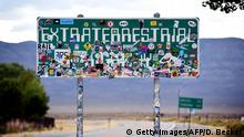 USA Nevada | Facebook Witz Area 51 zu stirmen geht Viral
