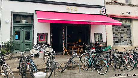 BG 10 queere Orte in Berlin - Bar OYA (DW/R. Engels)