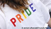Symbolbild Pride | LGBT | Homosexuelle