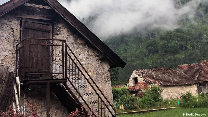 Selo Borci u Bosni i Hercegovini