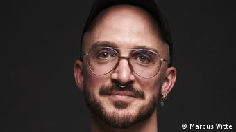 Jan Noll, editor-in-chief of the queer Berlin magazine Siegessäule