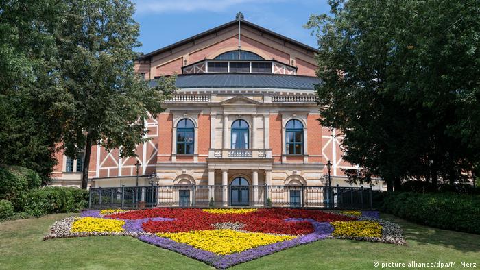 Bayreuth - Das Richard-Wagner-Festspielhaus