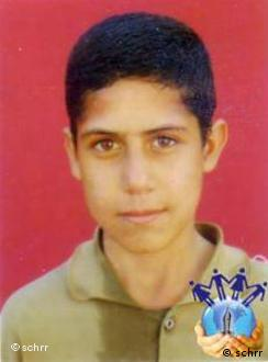 محمدرضا حدادی ۲۴ ساله از ۱۵ سالگی به اتهام قتل در زندان است. برای او حکم او قصاص صادر شده