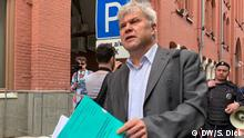 Der Oppositionspolitiker Sergey Mitrochin