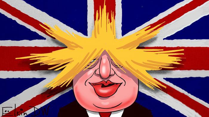 Будущий британский премьер Борис Джонсон: евроскептик, русофил, ловелас