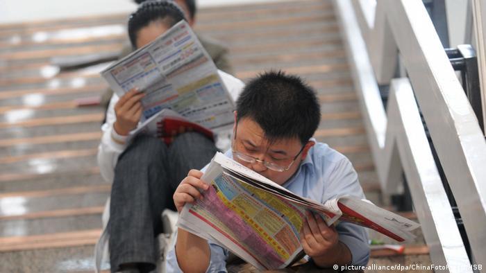 Китайският печат обилно цитира мнимия експерт от Запада