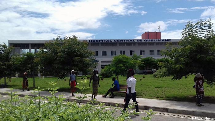 Mosambik Hospital Central de Quelimane