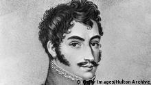 Simon Bolivar (1783 - 1830)