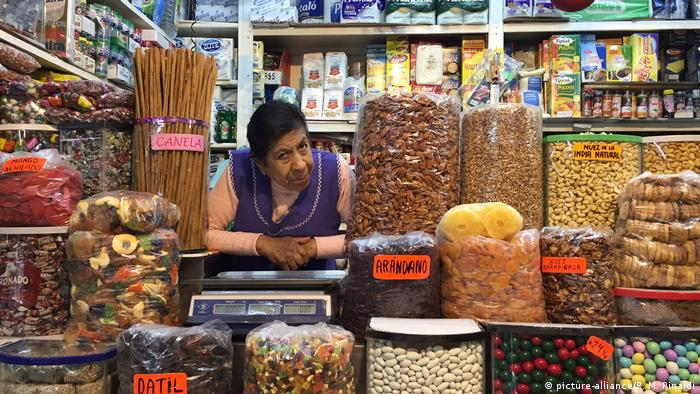 Mexico City - Mercado Medelli (picture-alliance/R. M. Rinaldi)