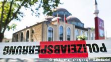 Bombendrohung gegen Ditib-Moschee in Duisburg