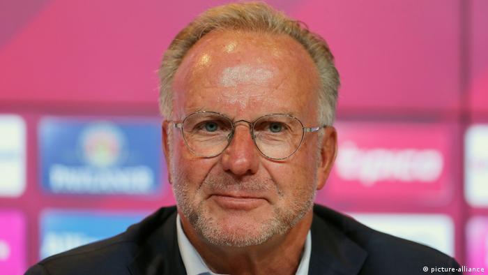 Vorstandsvorsitzender Karl-Heinz Rummenigge, FC Bayern München