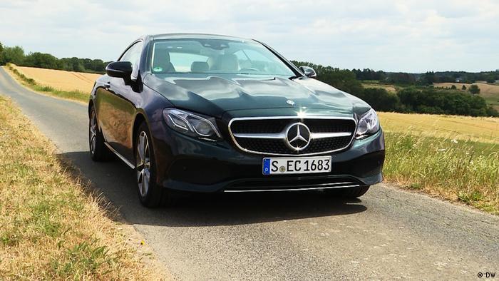 Motor mobil, drive it, al volante - Mercedes E350 Coupé (DW)