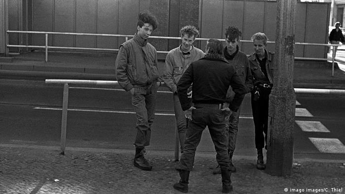 Symbolbild | Punk in der DDR
