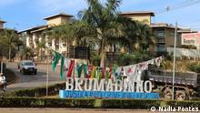 Brasilien | Brumadinho-Zeichen