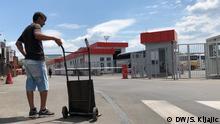 Serbien Belgrad | Arbeitsverbot für Kofferträger am belgrader Busbahnhof