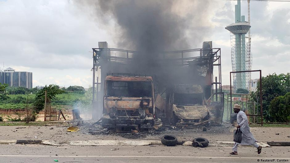 Nigerian military, Shiite protesters clash over imprisoned