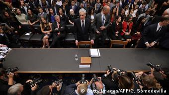 USA Aussage des Ex-Sonderermittler Mueller vor dem US-Kongress