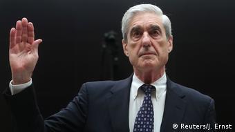 USA Aussage des Ex-Sonderermittler Mueller vor dem US-Kongress (Reuters/J. Ernst)