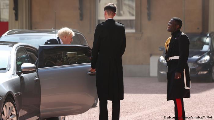 UK Boris Johnson wird Premierminister