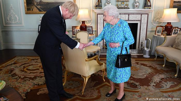 Королева Єлизавета ІІ призначила Бориса Джонсона новим прем'єром