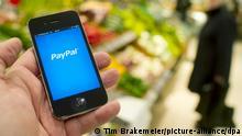 Deutschland Symbolbild mobiles Bezahlen | PayPal