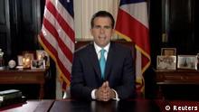 Puerto Rico Ricardo Rossello Rücktritt