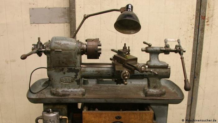 Strojevi koji se nude na Maschinensucher