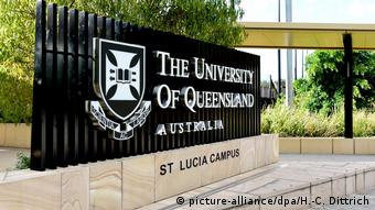 Australien Brisbane | Universität von Queensland (picture-alliance/dpa/H.-C. Dittrich)