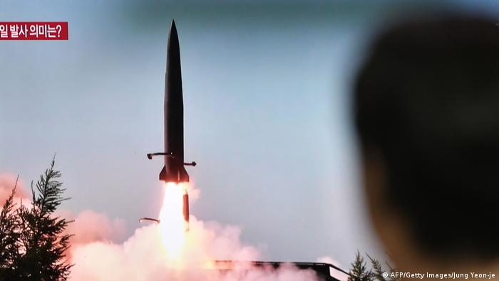 Nordkorea | Neue Raketentests (AFP/Getty Images/Jung Yeon-je)