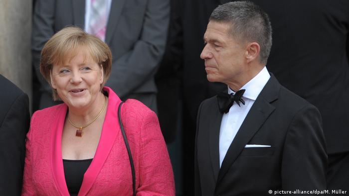 Angela Merkel Bayreuter Festspiele Looks