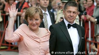 Меркель в Байройте