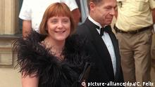 Angela Merkel bei Eröffnung der Bayreuther Festspiele Looks
