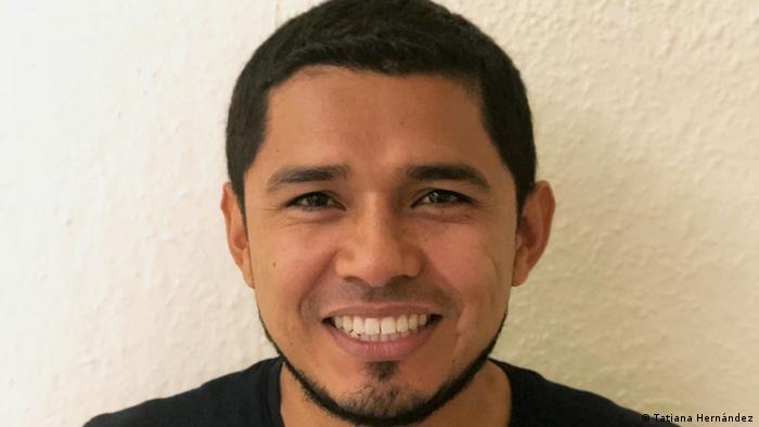 Deutschland | honduranischer Geflüchteter Darwin Sánchez
