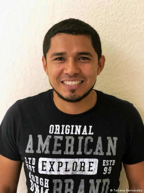 Darwin Sánchez iz Hondurasa i njegova porodica nisu dobili azil u Njemačkoj