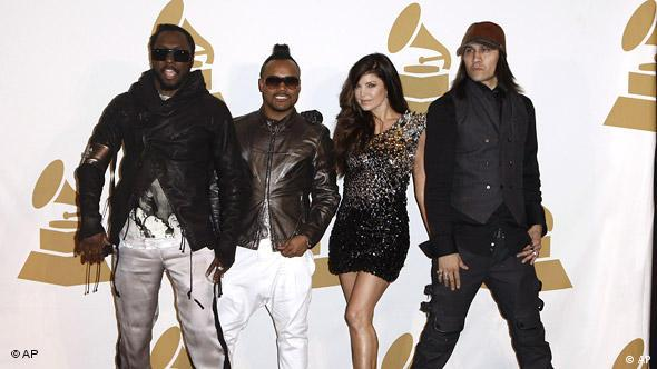 Flash-Galerie Musik USA Black Eyed Peas