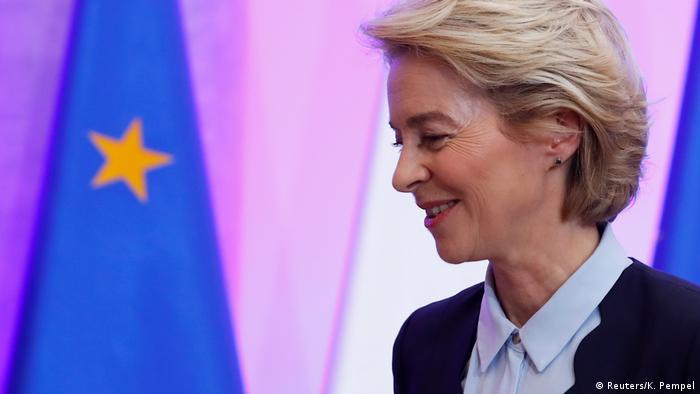 13 kobiet i 14 mężczyzn - skład nowej Komisji Europejskiej z von der Leyen na czele