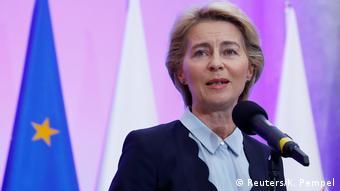 Η Ούρσουλα φον ντερ Λάιεν αναλαμβάνει επίσημα την ηγεσία της Κομισιόν την 1η Νοεμβρίου