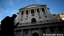 London: Bank of England - Symbolfoto