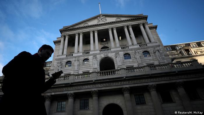 London: Bank of England