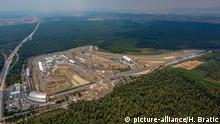 Formel 1 Luftaufnahme vom Hockenheimring